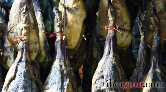 Ibergour Spanish hams