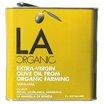 Organic Extra Virgin Olive Oil LA ORGANIC Smooth
