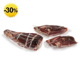 Boneless whole jamon Ibericos Frexnense