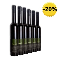 6 x Organic Extra Virgin Olive Oil Oleura Arbequina 500 ml