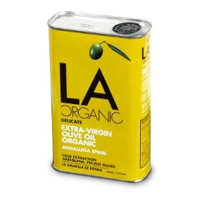 Organic Extra Virgin Olive Oil La Organic Original (Smooth) 500 ml
