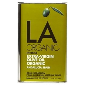 Organic Extra Virgin Olive Oil La Organic Original (Intense) 500 ml