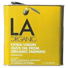 Organic Extra Virgin Olive Oil La Organic Original (Smooth) 3 litres