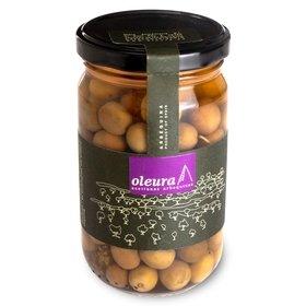 Arbequina Olives Oleura 160 gr