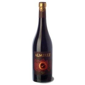 Toro Red Crianza wine Almirez 2012