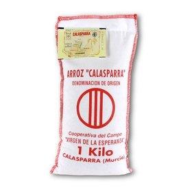Calasparra D.O. Rice Balilla x Sollana 1 Kg