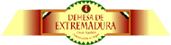 Label of the Campo grade quality in the PDO Dehesa de Extremadura