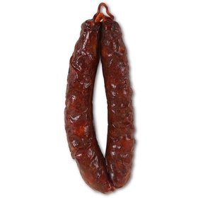 Slightly Hot Chorizo en sarta Iberico Bellota 250 gr