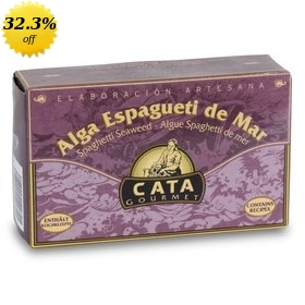 Spaghetti Seaweed Cata Gourmet 65 gr