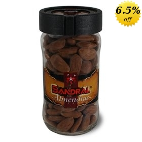 Toasted Almonds Sandral 200 gr