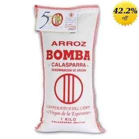 Calasparra D.O. Bomba Rice 1 Kg