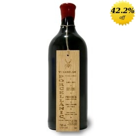 Penedès Barrel Aged Organic White wine Porcellànic Xarel·lo 2011