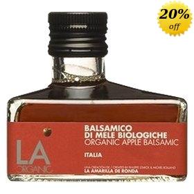 Balsamic Apple Vinegar La Organic 125 ml