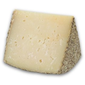 Piece of Gran Campoestrella Aged Rosemary Sheep Milk Cheese