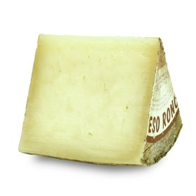 Piece of Roncal Larra Sheep Milk Cheese