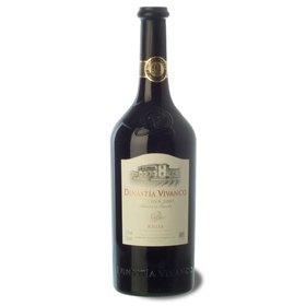 Rioja Red Reserva wine Dinastía Vivanco 2008