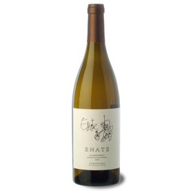 Somontano Barrel Aged White wine Enate Chardonnay 2011