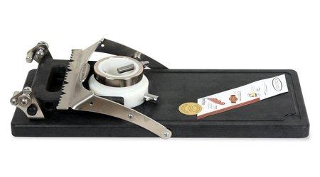 Jamotec JP Luxe ham holder in folded position
