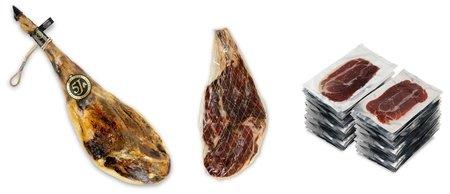 Bone-in pata negra iberico jamones