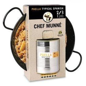 Seafood Paella Chef Munné + Paella pan