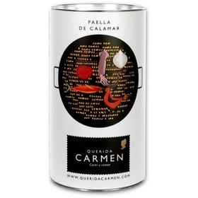 Seafood Paella Querida Carmen