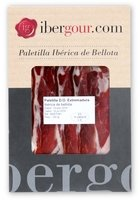 D.O. Extremadura Bellota Shoulder - Sliced individual blister pack