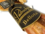 Bellota-grade iberico jamon seal and band