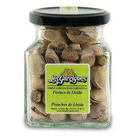 Toasted and Salted Pistachio Les Garrigues 130 gr