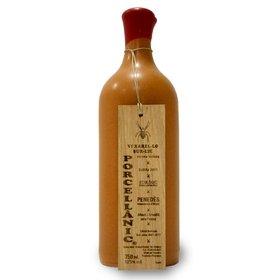 Penedès Barrel Aged Organic White wine Porcellànic Xarel·lo sur-lie 2011