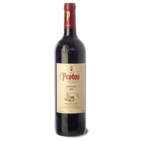 Ribera del Duero Red Reserva wine Protos 2009