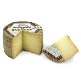 Señorío de Quevedo Manchego Sheep Milk Cheese