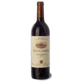 Rioja Red Gran Reserva wine Sierra Cantabria 2004