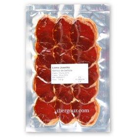 50 gr Pack of sliced Joselito tenderloin