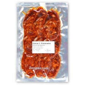 100 gr Pack of Iberico de Bellota Chorizo