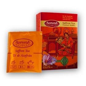 Safron Tea Azafranda, 25 tea bags Box 37'5 gr