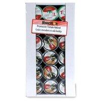 Tomato and olive oil single serve portions box Iberitos