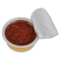 Tomato single serve portion content Tomateritos