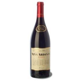 Rioja Red Reserva wine Viña Ardanza 2005